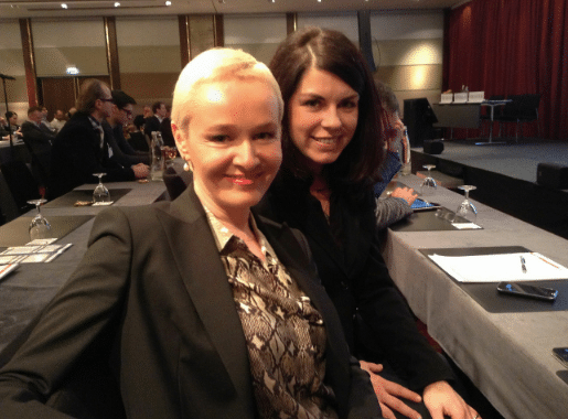 Dr. Simone Hellmann und Petra Schepeler H-Praxis