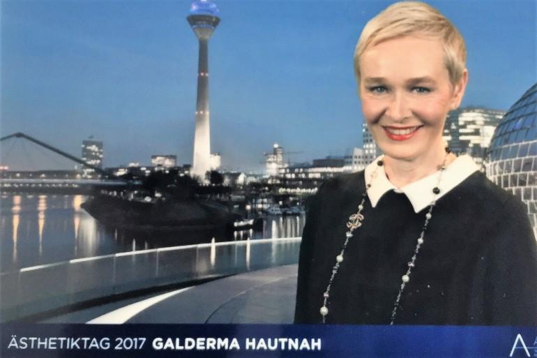 Der Galderma Ästhetik Tag 2017