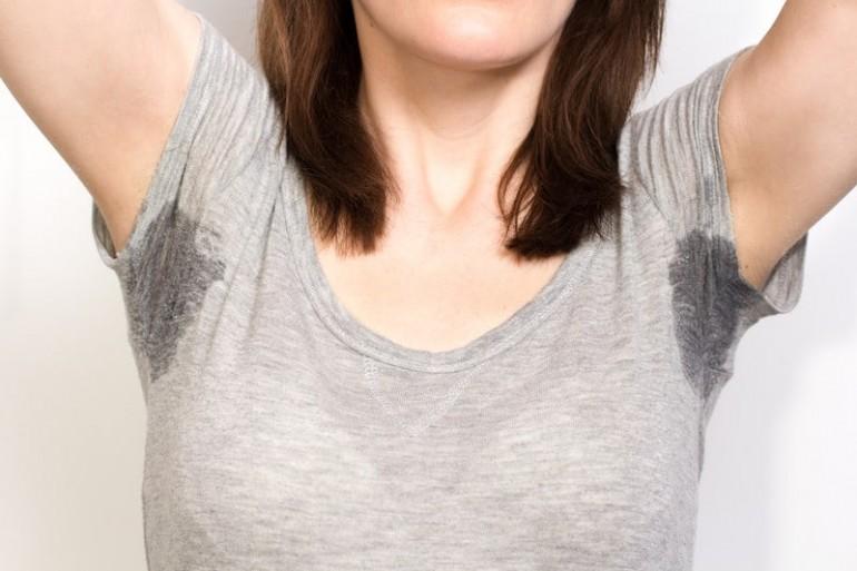 Tipps gegen vermehrtes Schwitzen