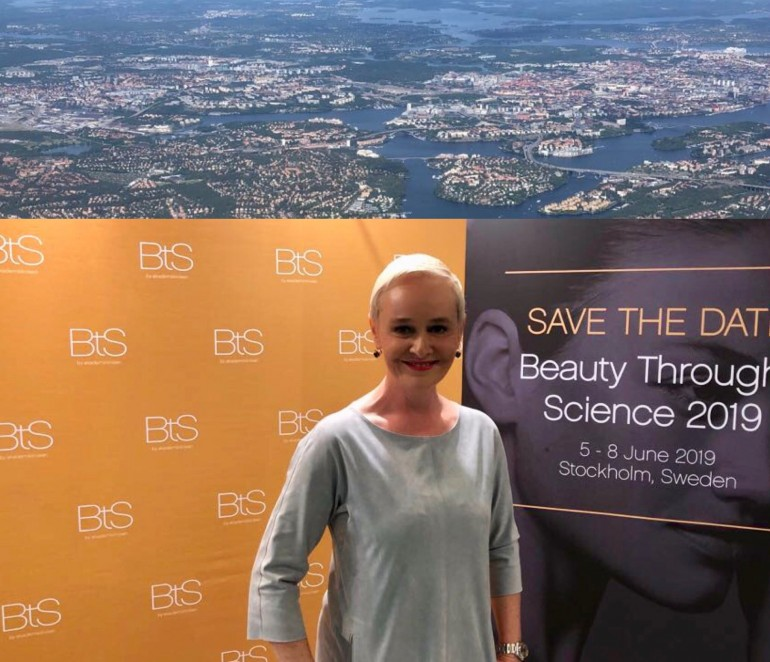 Beauty through Science-Kongress in Stockholm